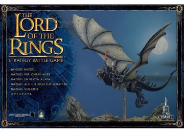 Games Workshop Warhammer The Lord Of The Rings Winged Nazgul 05-34
